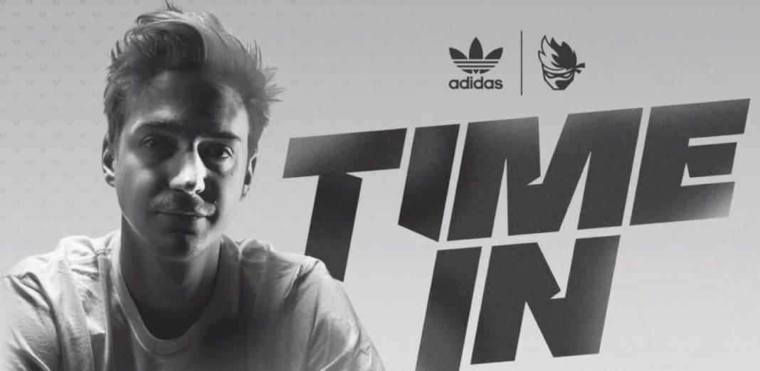 Ninja's Apparel Deal With Adidas