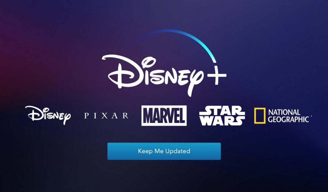Disney+ TV app