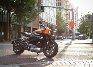 Harley-Davidson's New Electric Bike