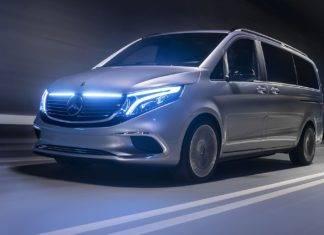 Mercedes-Benz new EQV