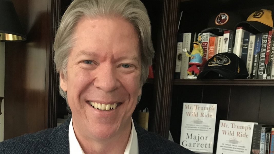 Major Garrett Net Worth